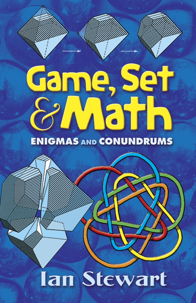 Game, Set and Math: Enigmas and Conundrums