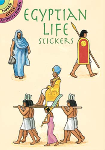 Egyptian Life Stickers