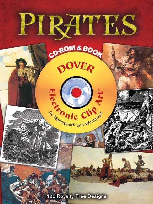 Pirates CD-ROM and Book