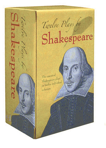 Twelve Plays by Shakespeare