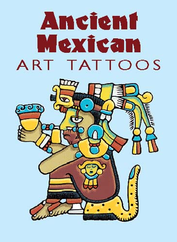 Ancient Mexican Art Tattoos
