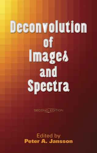 Deconvolution of Images and Spectra: Second Edition