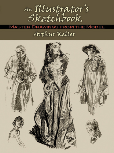 An Illustrator's Sketchbook: Master Drawings from the Model