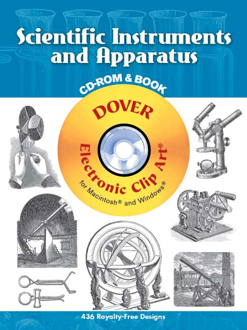 Scientific Instruments and Apparatus CD-ROM and Book