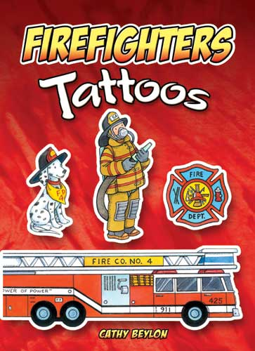 Firefighters Tattoos