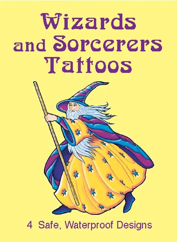 Wizards and Sorcerers Tattoos