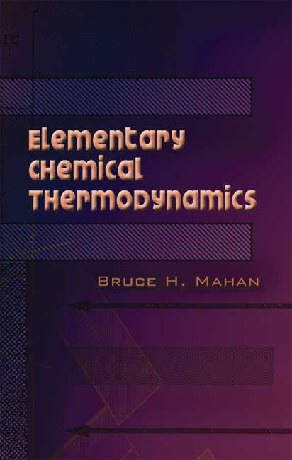 Elementary Chemical Thermodynamics