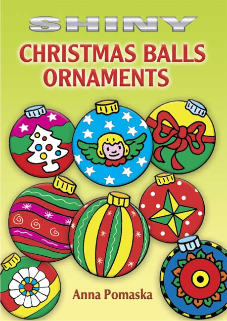 Shiny Christmas Balls Ornaments