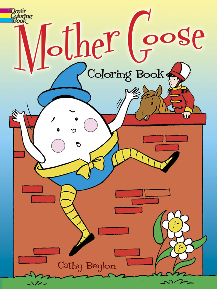 Mother Goose Coloring Book