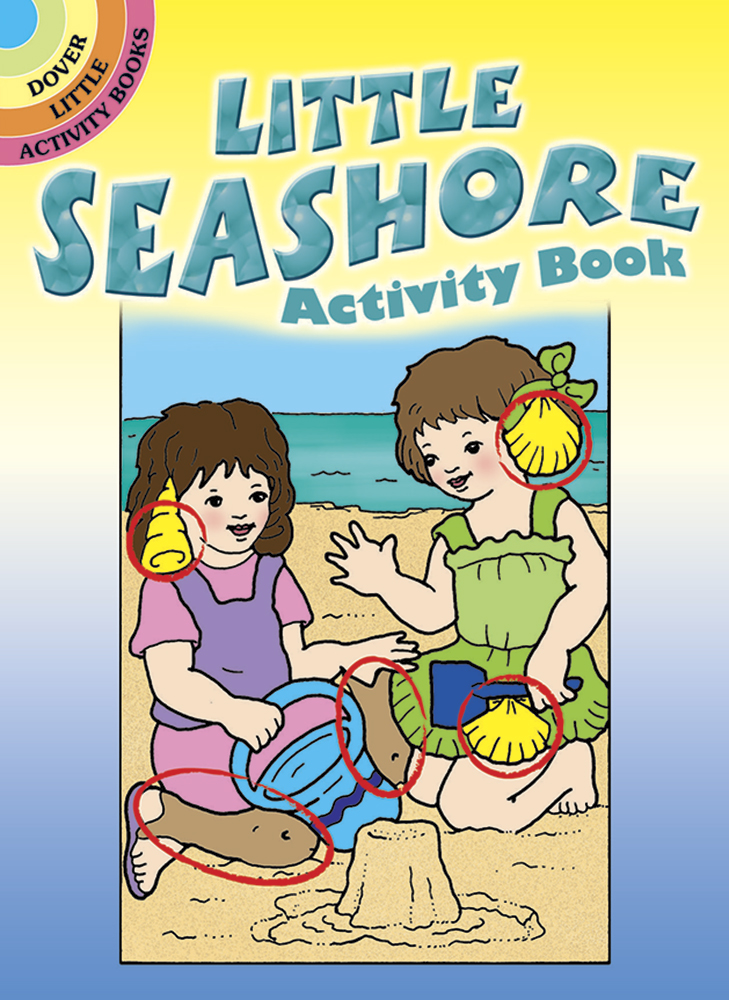 Little Seashore Activity Book