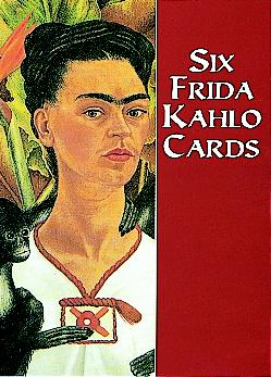 Six Frida Kahlo Cards