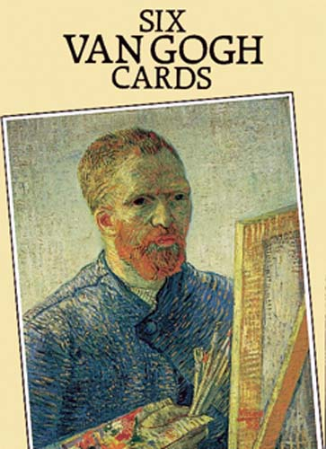 Six Van Gogh Cards