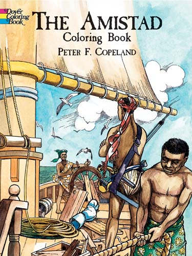 The Amistad Coloring Book