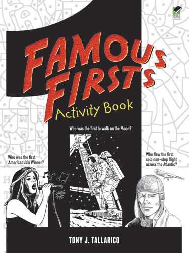 Famous Firsts Activity Book