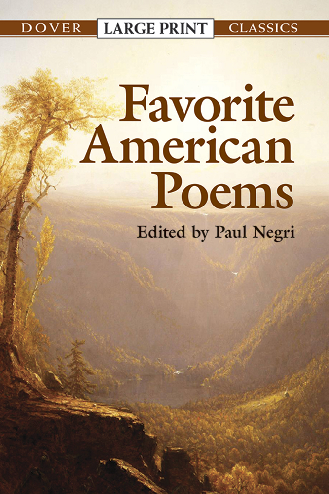 Favorite American Poems