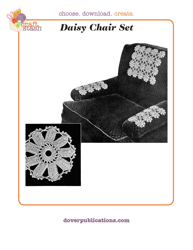 Daisy Chair Set (digital pattern)