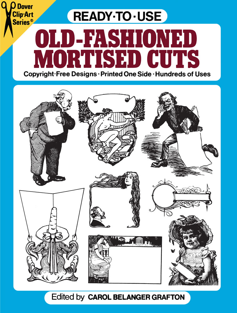 Ready-to-Use Old-Fashioned Mortised Cuts