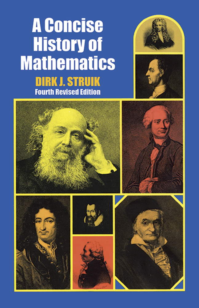 A Concise History of Mathematics: Fourth Revised Edition