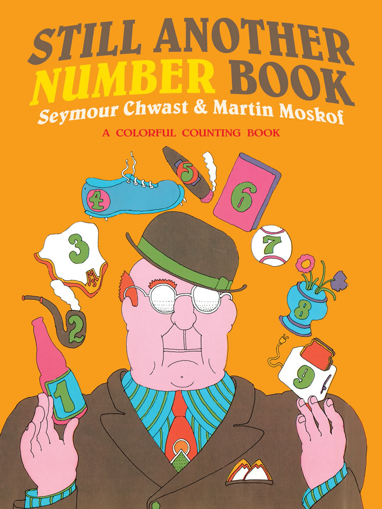 Still Another Number Book: A Colorful Counting Book