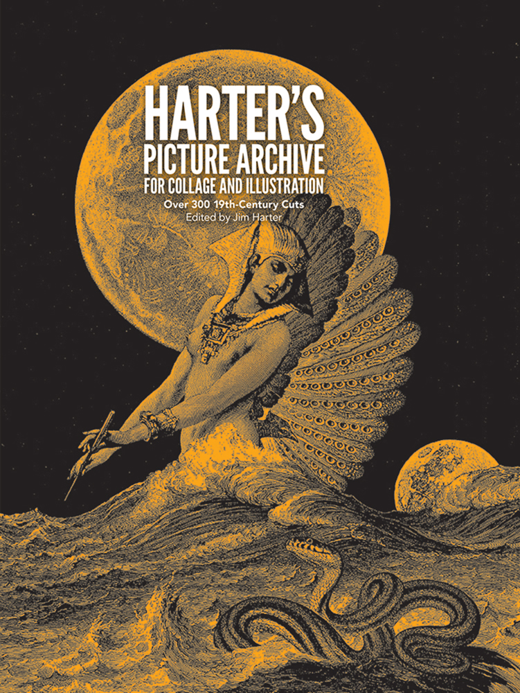 Harter's Picture Archive for Collage and Illustration