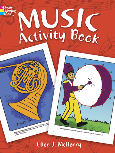 Music Activity Book