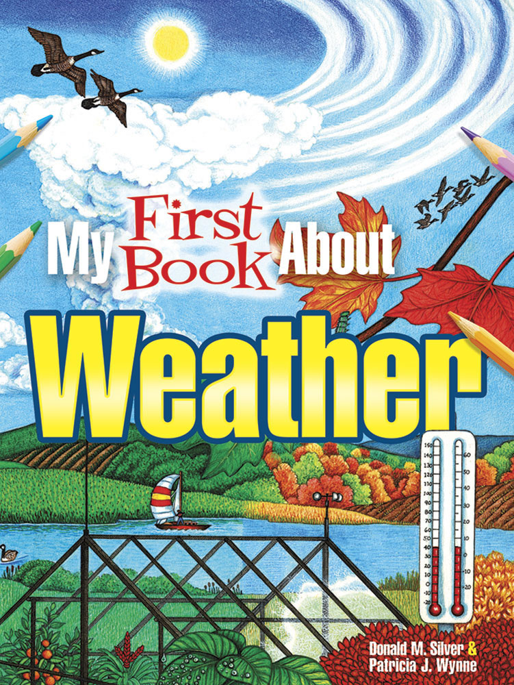 My First Book About Weather