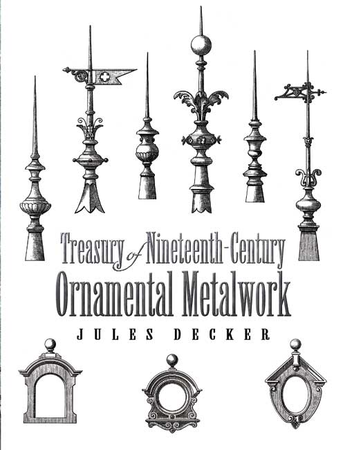 Treasury of Nineteenth-Century Ornamental Metalwork (eBook)