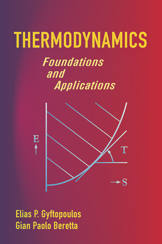 Thermodynamics: Foundations and Applications