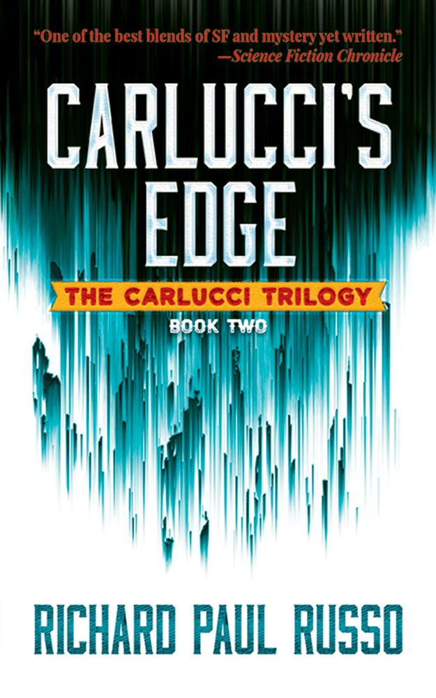 Carlucci's Edge: The Carlucci Trilogy Book Two