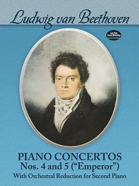 "Piano Concertos Nos. 4 and 5 (""Emperor""): With Orchestral Reduction for Second Piano"