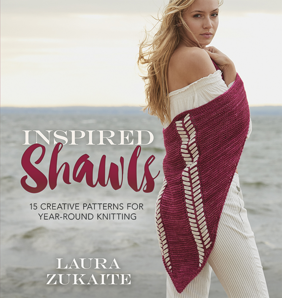 Inspired Shawls: 15 Creative Patterns for Year-Round Knitting