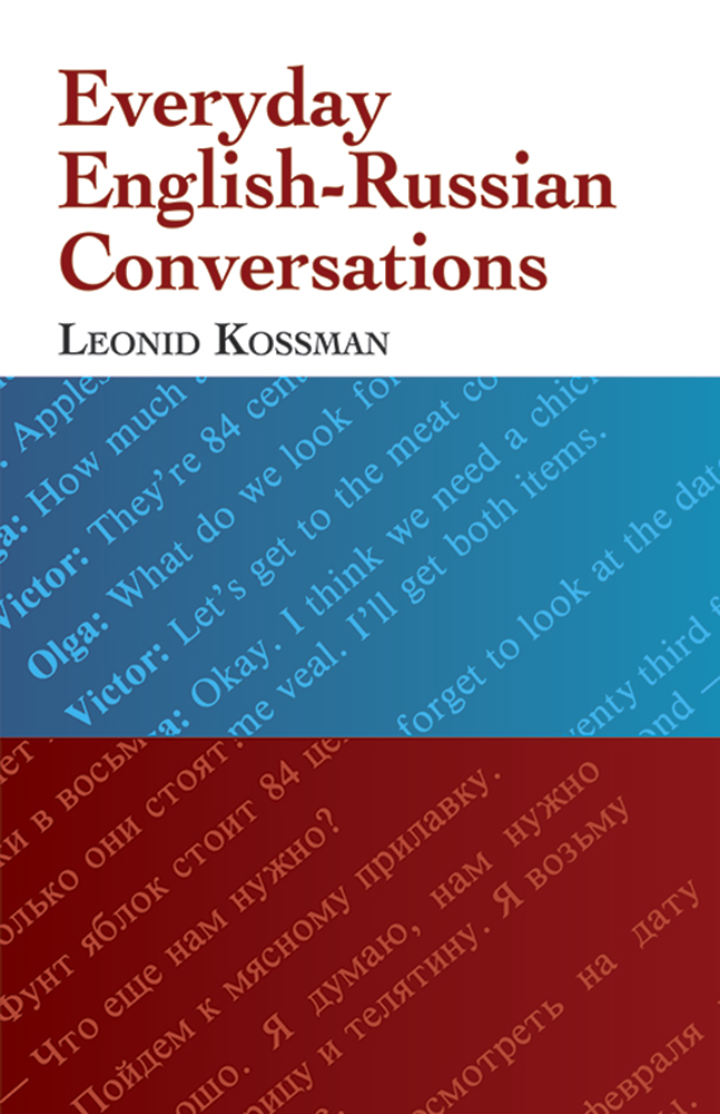 Everyday English-Russian Conversations
