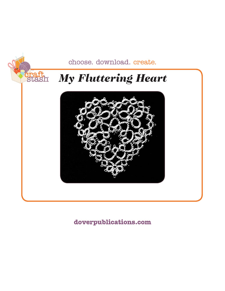My Fluttering Heart (digital pattern)