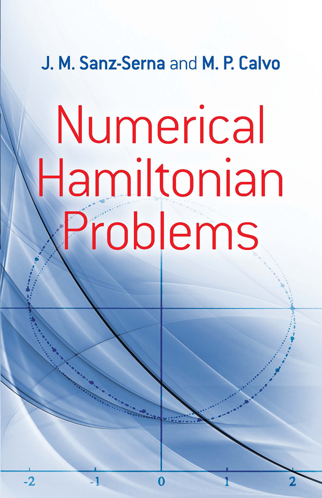 Numerical Hamiltonian Problems