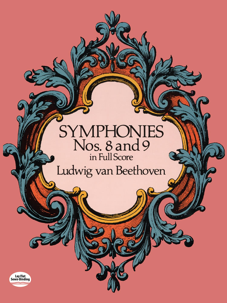 Symphonies Nos. 8 and 9 in Full Score