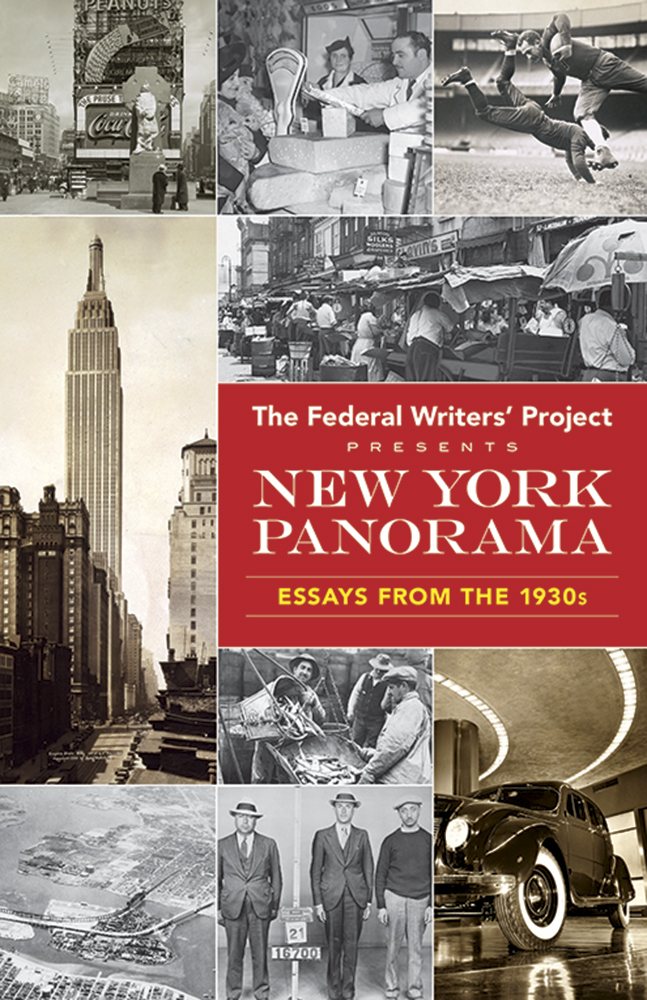New York Panorama: Essays from the 1930s