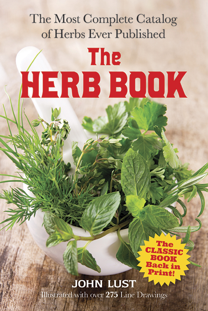 The Herb Book: The Most Complete Catalog of Herbs Ever Published