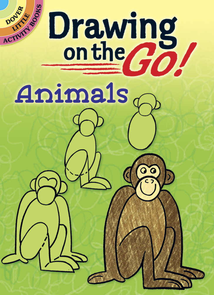 Drawing on the Go! Animals