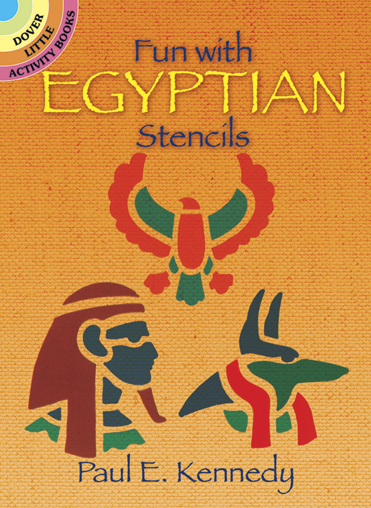 Fun with Egyptian Stencils