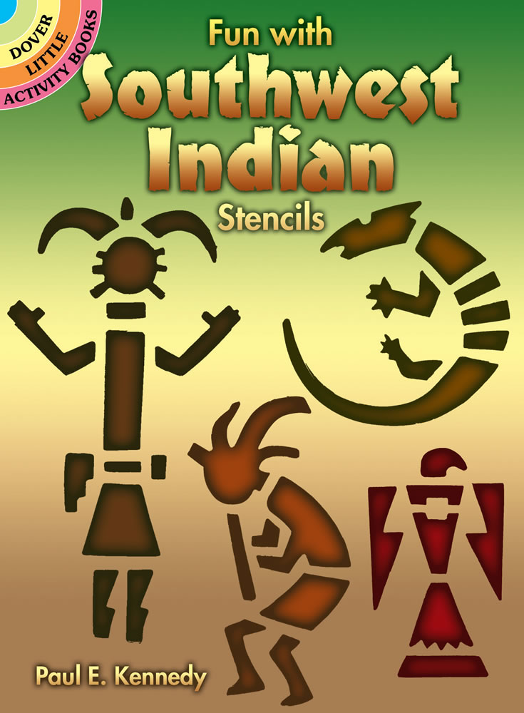 Fun with Southwest Indian Stencils