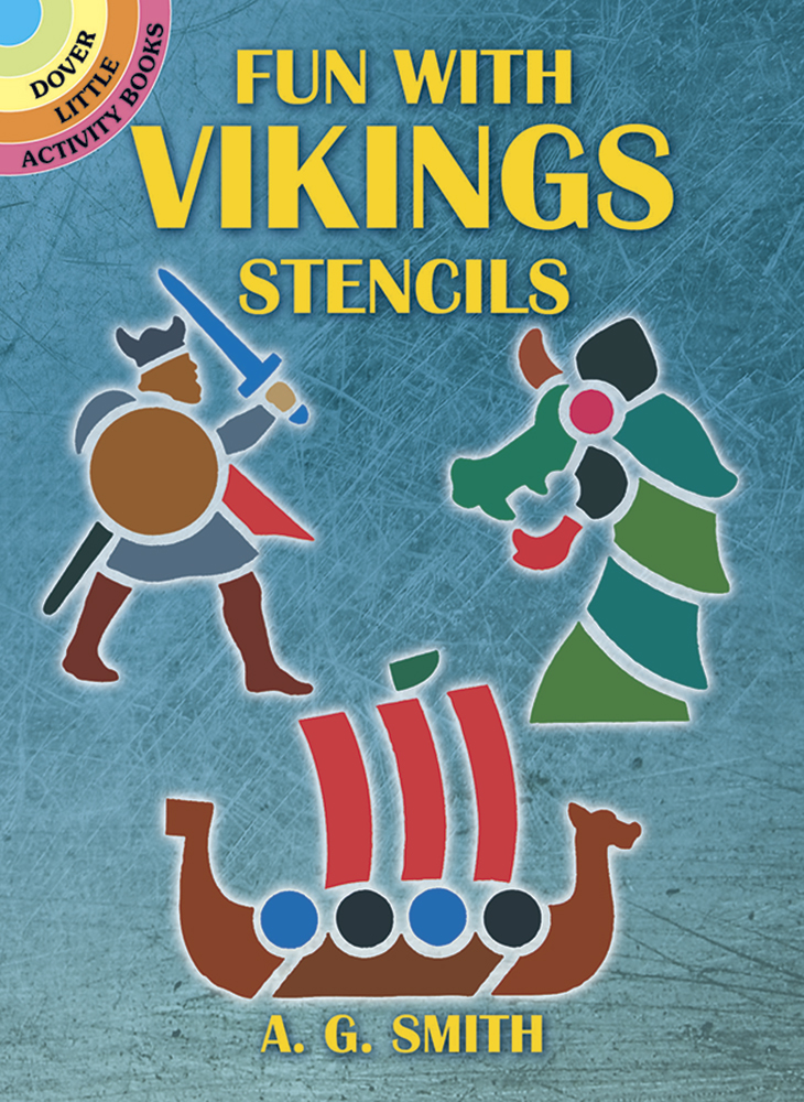 Fun with Vikings Stencils