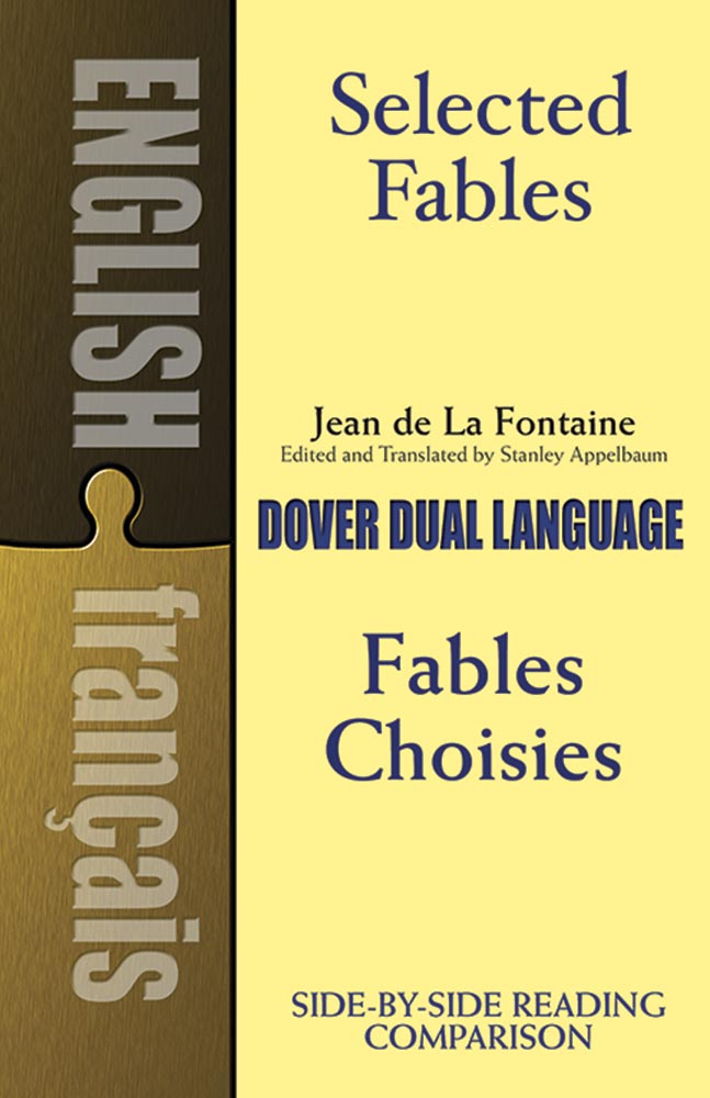 Selected Fables: A Dual-Language Book
