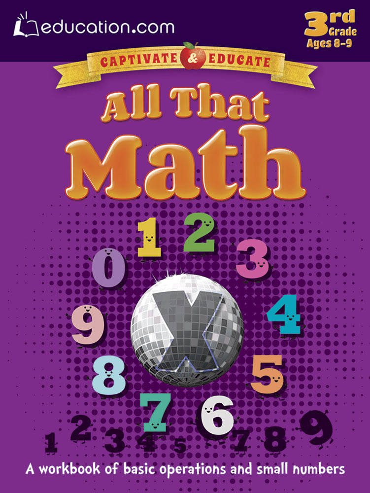All That Math: A workbook of basic operations and small numbers