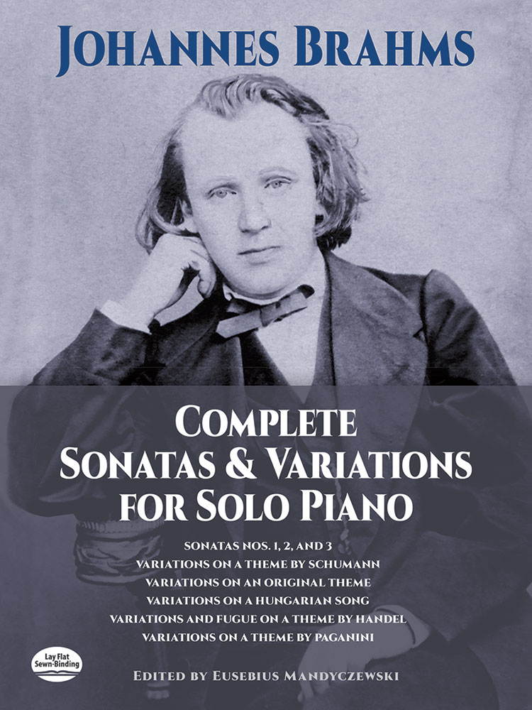 Complete Sonatas and Variations for Solo Piano
