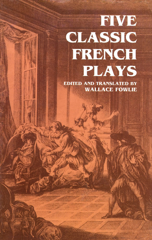 Five Classic French Plays (eBook)