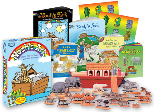 Noah's Ark Fun Kit