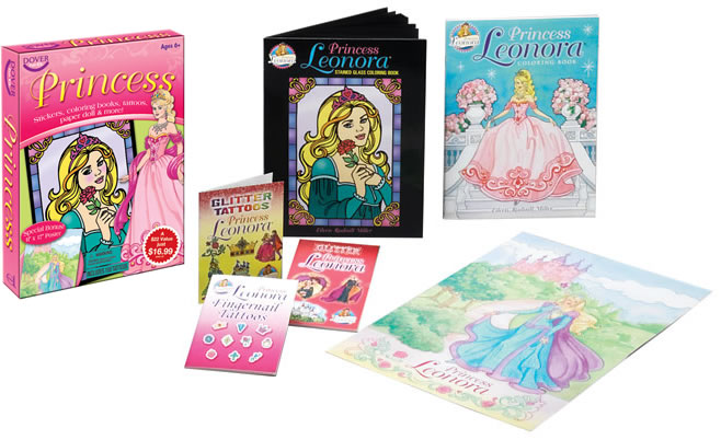 Princess Fun Kit
