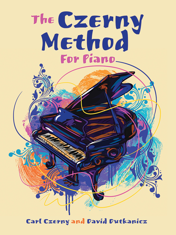 The Czerny Method For Piano: With Downloadable MP3s