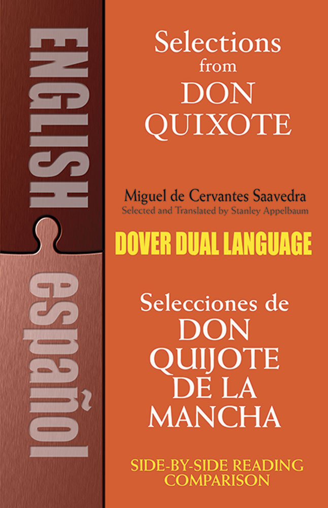 Selections from Don Quixote: A Dual-Language Book