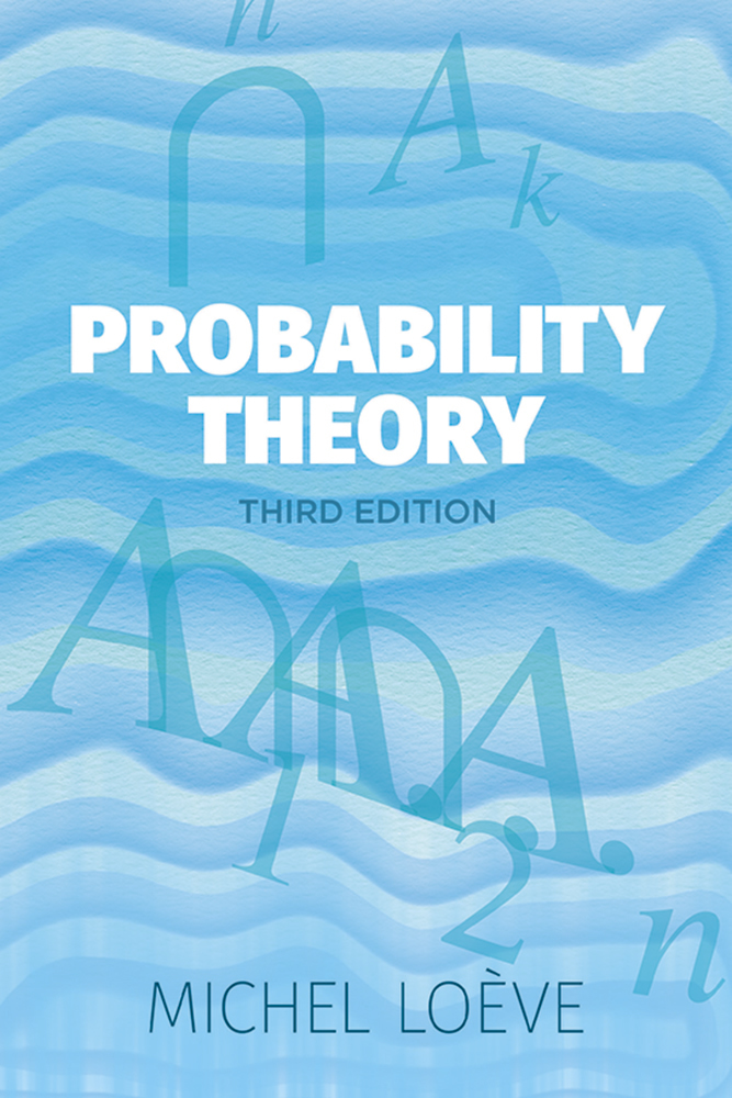 Probability Theory: Third Edition